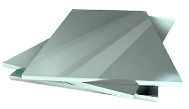 Плиты алюминиевые
