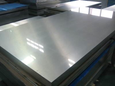 Лист 6х1250х2500 мм нержавеющий AISI 316L (аналог 03Х17Н14М3) кислотостойкий