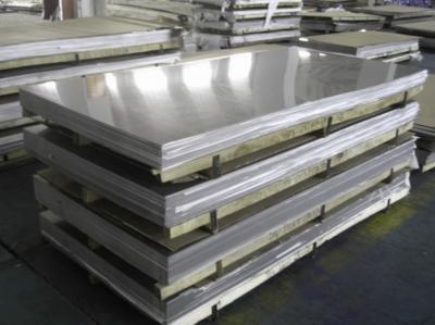 Лист 1.5х1000х2000 мм нержавеющий AISI 321