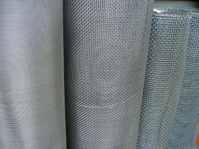 Сетка нержавеющая тканая 2,0х1,0 мм сталь AISI 304