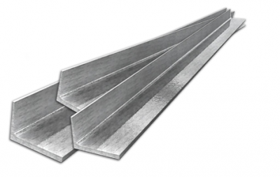 Уголок стальной неравнополочный 25х16 мм