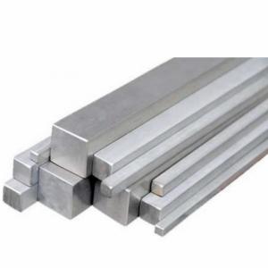 Квадрат алюминиевый 100x100