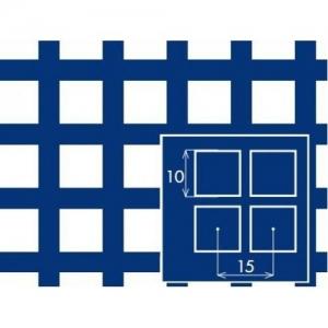 Перфорированный лист 1000x2000х1,5 PC Qg10-15