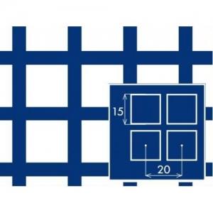 Перфорированный лист 1500x3000х2 PC Qg15-20