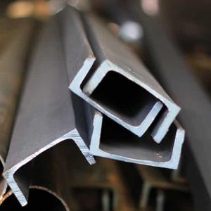 Швеллер стальной 8У