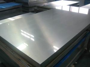Лист 0,8х1250х2500 мм нержавеющий AISI 316L (аналог 03Х17Н14М3) кислотостойкий
