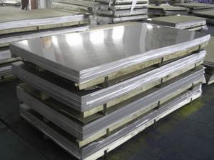 Лист 6х1500х3000 мм нержавеющий AISI 201