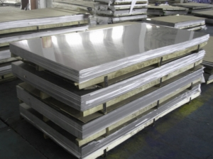 Лист 0,5х1000х2000 мм нержавеющий AISI 316 кислотостойкий