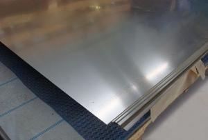 Лист нержавеющий AISI 201 0,4мм 1000х2000 4N+PVC