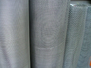 Сетка нержавеющая тканая 0,09х0,06 мм сталь AISI 304