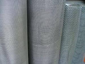 Сетка нержавеющая тканая 0,14х0,11 мм сталь AISI 304