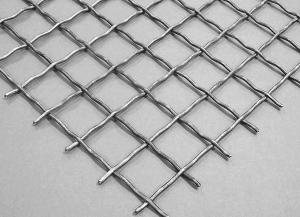 Сетка канилированная (рифленая) Р4,0