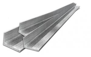 Уголок стальной неравнополочный 80х50мм