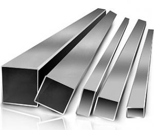 Труба алюминиевая квадратная 10x10x2.5 мм